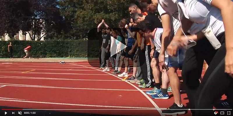 Video zum Sportfest beim GPB College