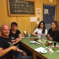 Japanischessen Gruppenfoto
